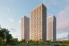 В новом жилом комплексе «Лосиноостровский парк» открылись продажи квартир
