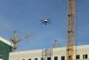 На московских стройплощадках появятся дронопорты