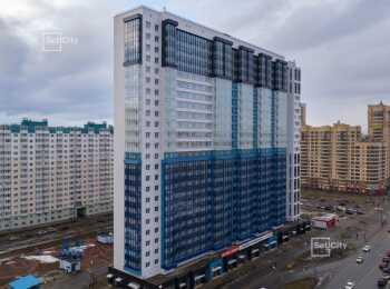 ЖК МореОкеан ход строительства - Март 2019