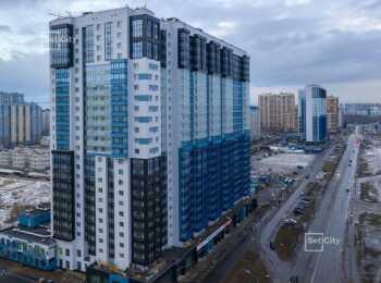 жилой комплекс МореОкеан ход строительства - Март 2019