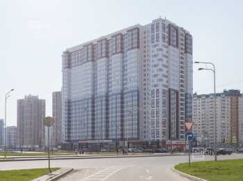 жилой комплекс МореОкеан ход строительства - Май 2019
