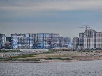 Светлый мир Я-Романтик ход строительства на Май 2019