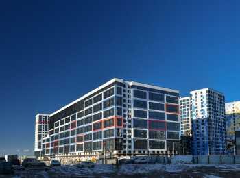 жилой комплекс Светлый мир Я-Романтик ход строительства - Февраль 2020