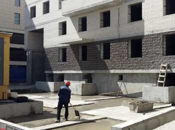 фото строительства жк Дом на Киевской Июнь 2017