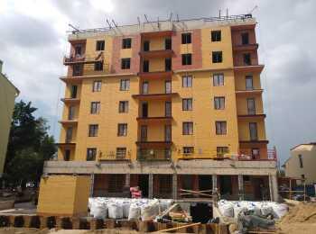 жилой комплекс Классика ход строительства - Июль 2021