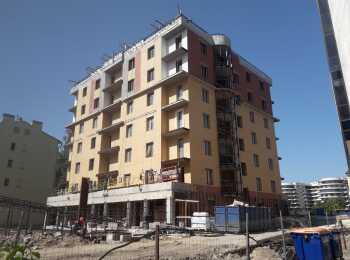 жилой комплекс Классика ход строительства - Август 2021