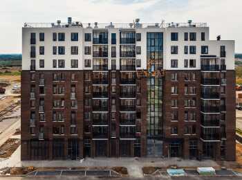 жилой комплекс NewПитер ход строительства - Август 2021