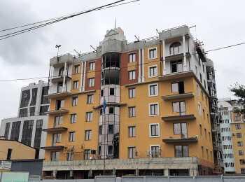 жилой комплекс Классика ход строительства - Сентябрь 2021