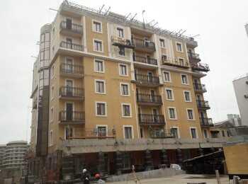 жилой комплекс Классика ход строительства - Октябрь 2021