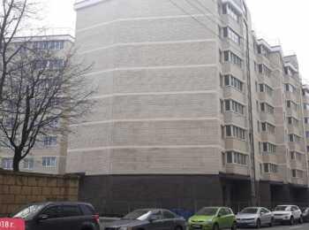 фото строительства жк Дом на Киевской Апрель 2018