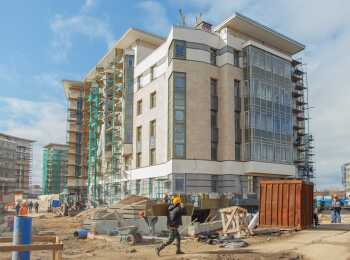 ЖК Royal Park ход строительства - Апрель 2018