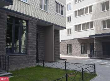 жилой комплекс Дом на Киевской ход строительства - Июль 2018