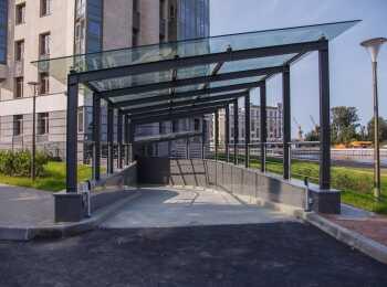 ЖК Royal Park ход строительства - Сентябрь 2018