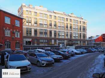 Дом у Невского ход строительства на Январь 2019