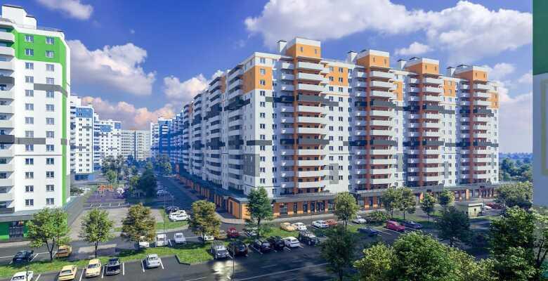1-комнатные квартиры в ЖК Алексеевский квартал
