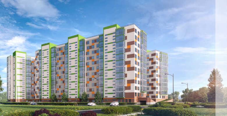 1-комнатные квартиры в ЖК Aerocity 2 (Аэросити 2)