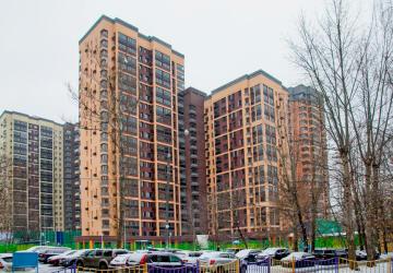 1-комнатные квартиры в ЖК Родной город. Каховская