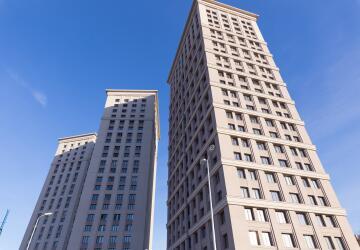4-комнатные квартиры в ЖК Октябрьское поле