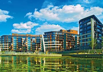 2-комнатные квартиры в ЖК Олимпийская Ривьера Новогорск, Химки