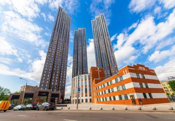 3-комнатные квартиры в ЖК Пресня Сити