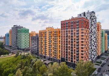 3-комнатные квартиры в ЖК Лучи