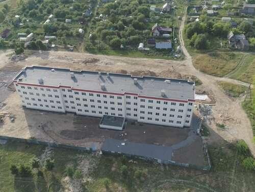 ЖК в деревне Ополье, 8А