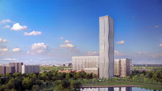 ЖК AFI Tower (Афи Тауэр)