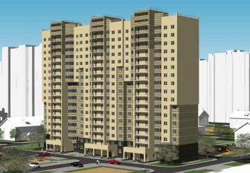 1-комнатные квартиры в ЖК Центральный, Балашиха