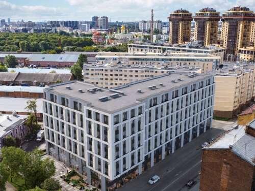Апарт-отель Moskovsky Avenir