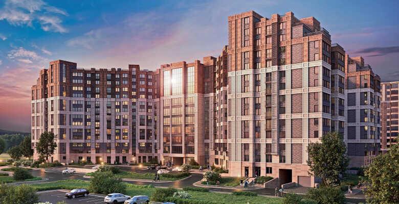 Купить квартиру в ЖК Листва