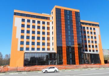 Квартиры-студии в ЖК Янтарь, Электросталь