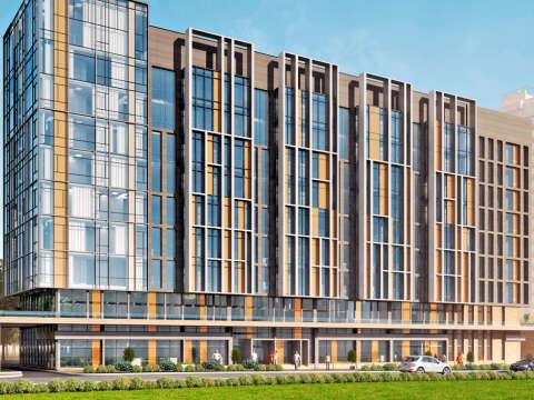 Апарт-комплекс Янтарь Apartments (Янтарь Апартментс)