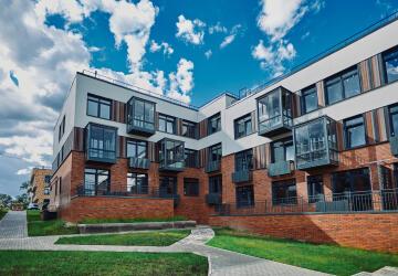 1-комнатные квартиры в ЖК Май