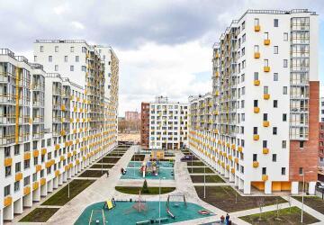 1-комнатные квартиры в ЖК Новокрасково