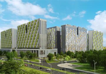 4-комнатные квартиры в ЖК Летний сад