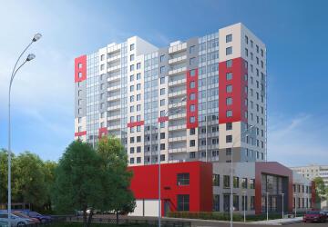2-комнатные квартиры в ЖК Атмосфера
