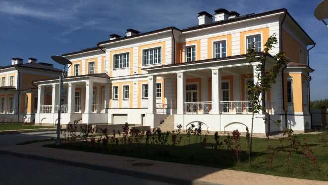 Коттеджный поселок Новое Румянцево