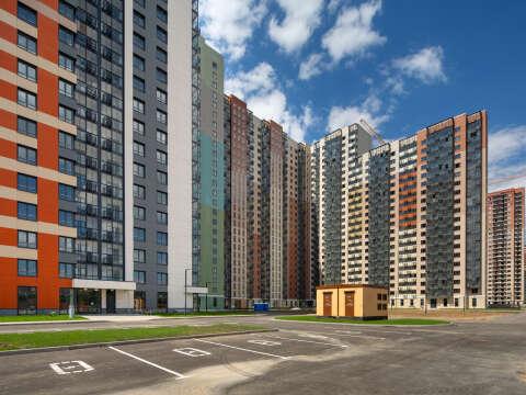 Старт продаж в новых корпусах «Мир Митино» Квартиры в семейном квартале