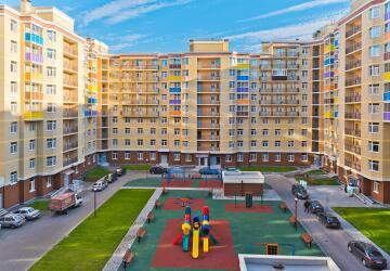 2-комнатные квартиры в ЖК Радужный, Звенигород