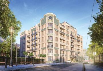 4-комнатные квартиры в ЖК Резиденция на Покровском бульваре