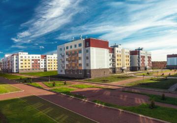 Квартиры-студии в ЖК Юнтолово