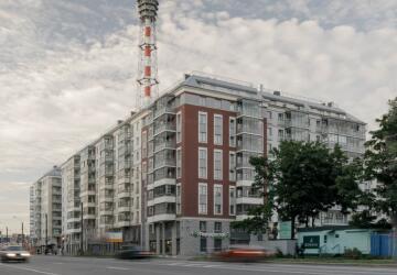 3-комнатные квартиры в ЖК Skandi Klubb (Сканди Клуб)