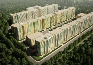 3-комнатные квартиры в ЖК Морошкино