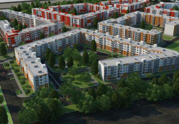 3-комнатные квартиры в ЖК Новый Петергоф