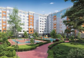 4-комнатные квартиры в ЖК Yolkki Village (Ёлки Вилладж)
