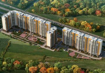 3-комнатные квартиры в ЖК Десяткино 2.0