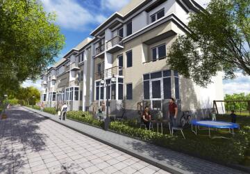 1-комнатные квартиры в ЖК Молодежный квартал