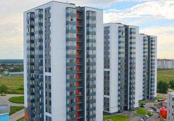 3-комнатные квартиры в ЖК Центральный в Колтушах
