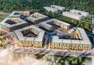 3-комнатные квартиры в ЖК Неоклассика