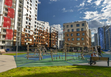 1-комнатные квартиры в ЖК Светлый мир Я-Романтик